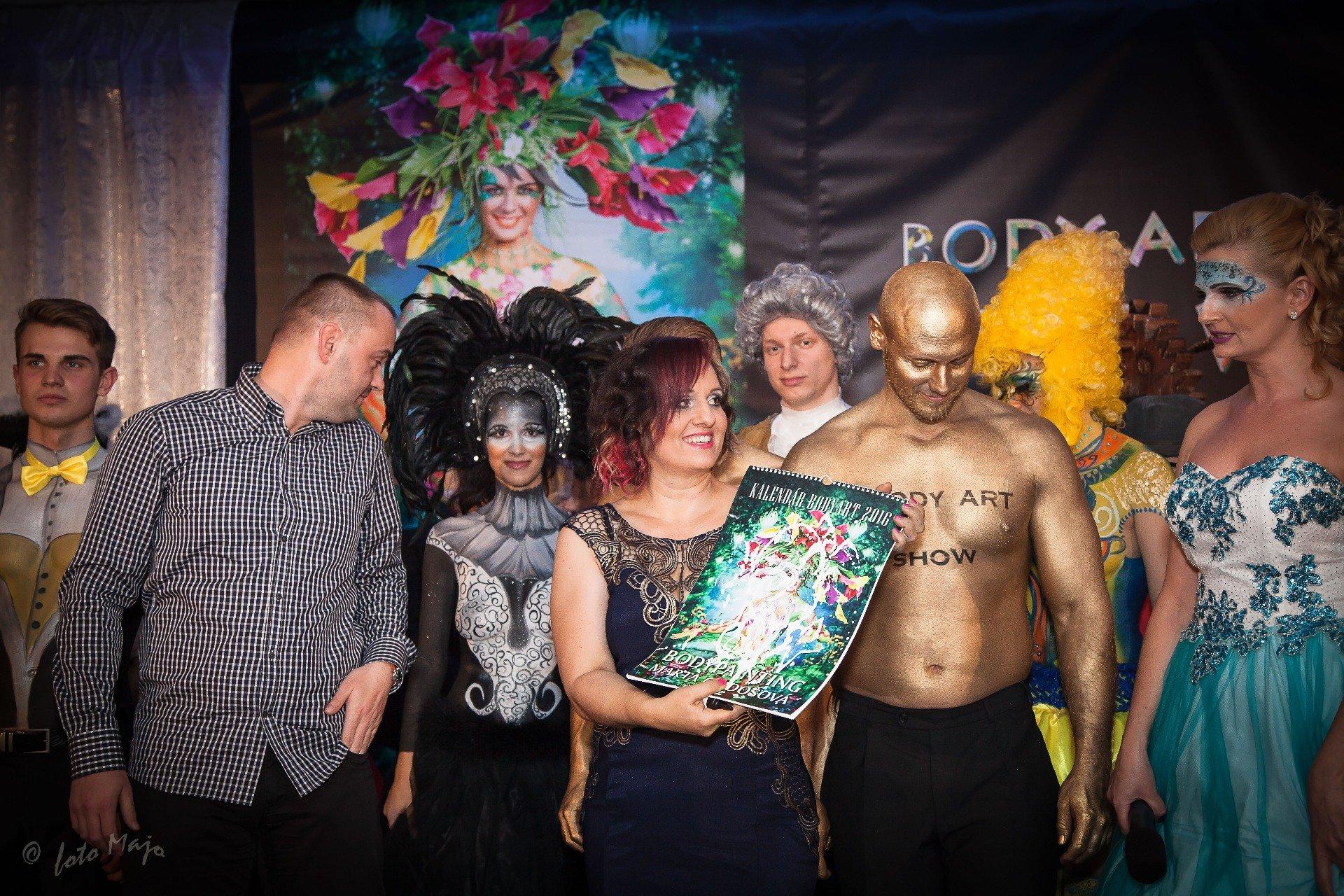 Body Art Show 2016 Ine Bratislava