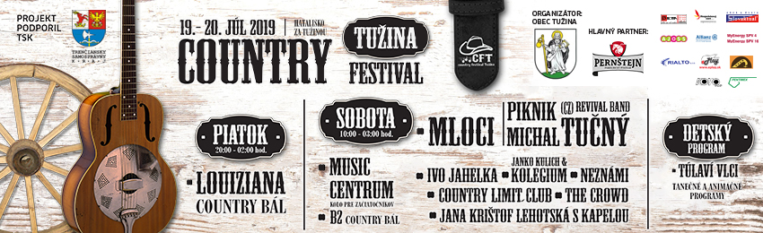 Country festival Tuzina 072019
