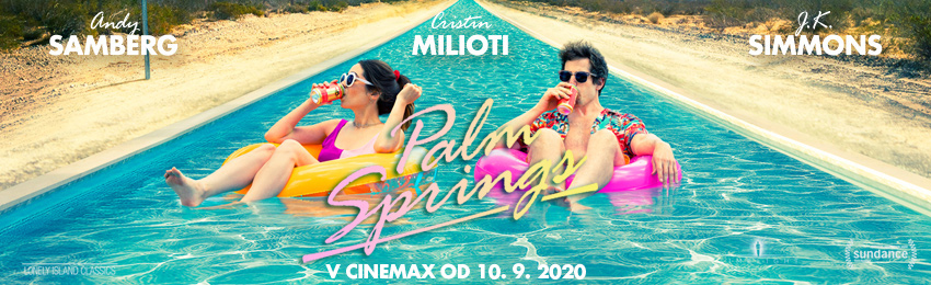 PALM SPRINGS /film banner/