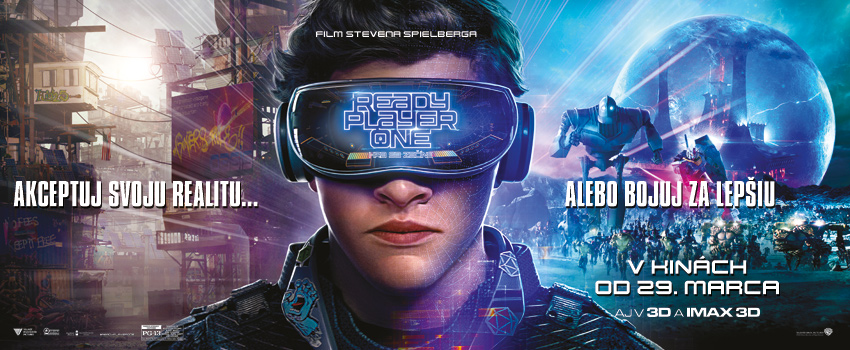 READY PLAYER ONE - film