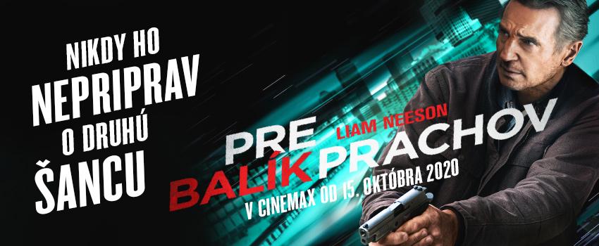 PRE BALÍK PRACHOV / film banner/
