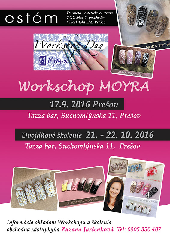 Workshop Moyra