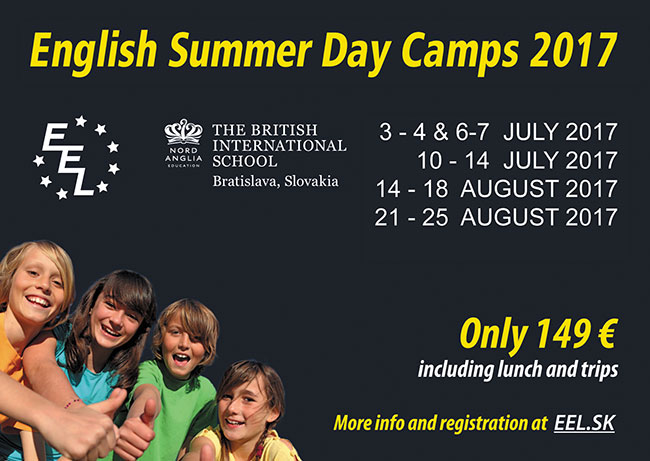 English Summer Day Camps