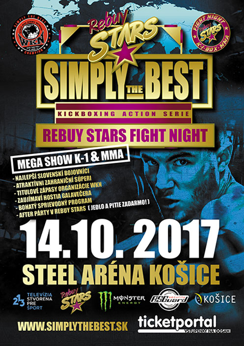 Rebuy stars fight night