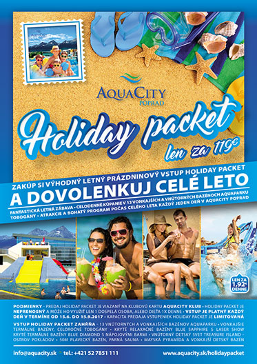 Holiday packet