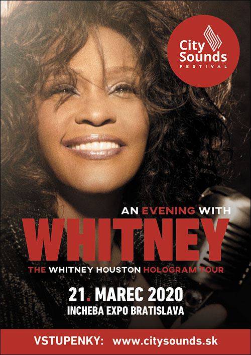 At evening with Whitney